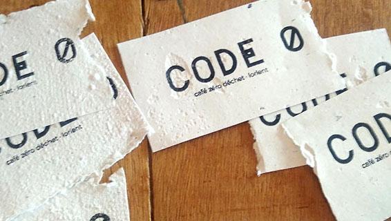 tuto papier recyclé