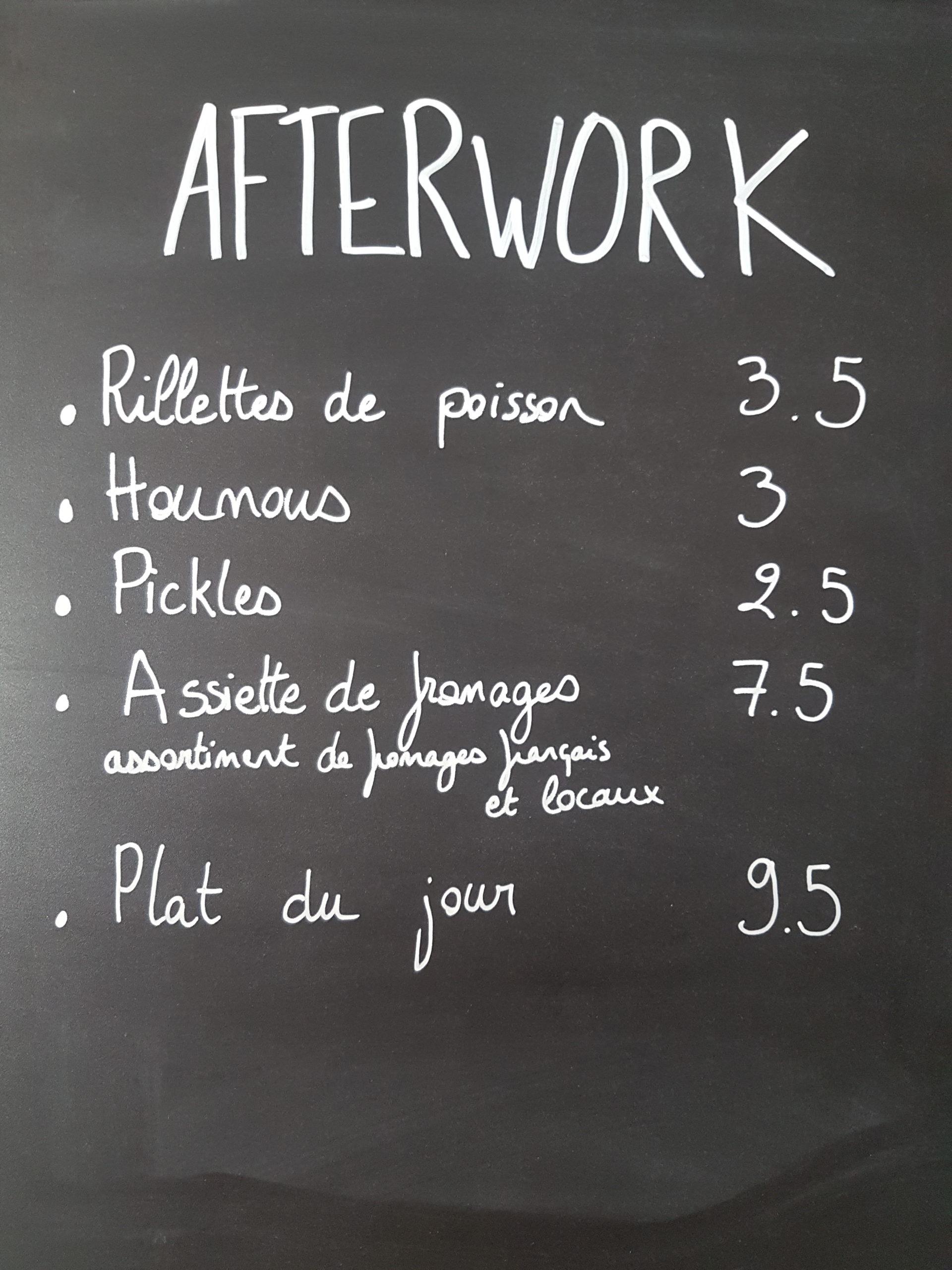 Tapas afterwork zéro déchet et végétariens à Lorient