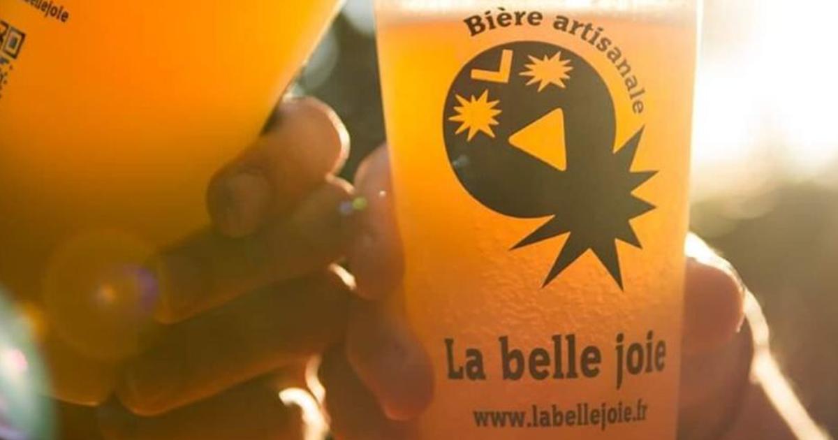 La Belle Joie bière direct producteur morbihan code 0